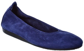 Arche Laius Suede Loafer
