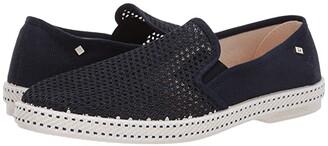Rivieras Classic 20 Slip-On (Black) Slip on Shoes