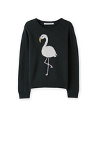 Country Road Flamingo Knit
