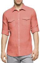 Calvin Klein Solid Sportshirt