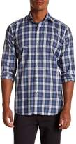Peter Millar Evergreen Plaid Refined Fit Long Sleeve Shirt