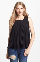 Vince Camuto Pleated Blouse