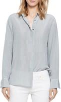 Zadig & Voltaire Tuyu Deluxe Silk Shirt
