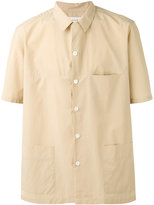 Lemaire three pocket shirt - men - Cotton - 48