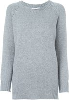 Agnona cashmere scoop neck jumper