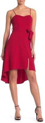 Love, Nickie Lew Sweetheart High/Low Hem Dress