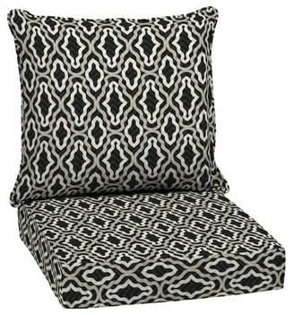 Amalfi by Rangoni Arden DriWeave Trellis Deep Seat Outdoor Cushion Set