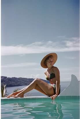 "Jonathan Adler Slim Aarons Acapulco"" Photograph"