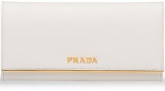 Prada Safiano leather wallet