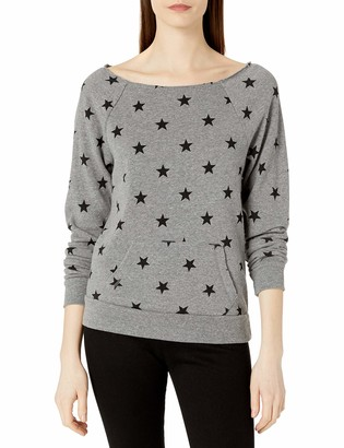 Alternative Women's Printed Maniac Eco Sweatshirt