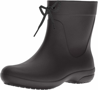 Crocs Freesail Shorty Rain Boots Womens Rain Boots