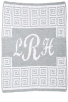 Butterscotch Blankees 'script' Personalized Blanket