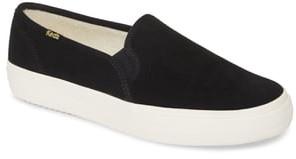 Keds Double Decker Faux Shearling Slip-On Sneaker
