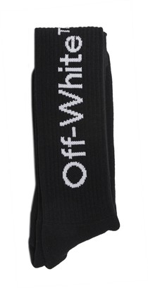 Off-White Logo Socks