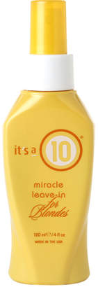 It's A 10 it's a 10 miracle leave-in for blondes