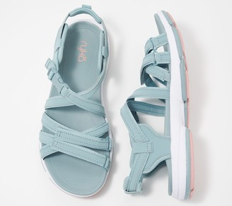 Ryka Adjustable Nylon Sport Sandals - Dia