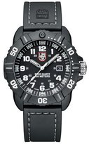 Luminox 44mm Sea Series Coronado 3021 Watch, Silver