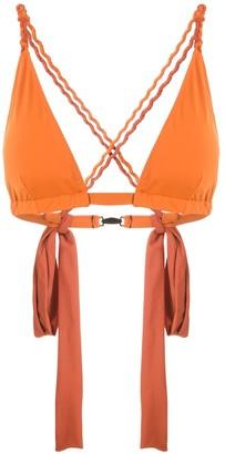 Clube Bossa Blume bikini top