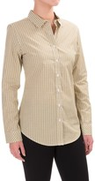 Pendleton Gingham Shirt - Long Sleeve (For Women)