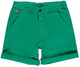 Hundred Pieces Sale - Twill Bermuda Shorts