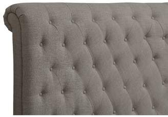 Modus Designs Furniture Geneva Upholstered Sleigh Headboard Furniture Size: Queen