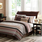 JCPenney Madison Park Dartmouth 5-pc. Quilt Set