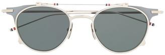 Thom Browne Eyewear Double Frame Sunglasses