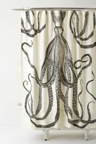 Thomas Paul Octopus Garden Shower Curtain