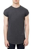 Topman Longline Cap Sleeve T-Shirt