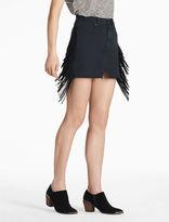 Lucky Brand Fringe Skirt