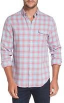 Vineyard Vines Men's Hullman Point Slim Fit Check Sport Shirt