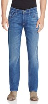 J Brand Kane Straight Fit Jeans in Castula