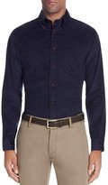 Brooks Brothers Corduroy Slim Fit Button-Down Shirt