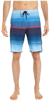 O'Neill Superfreak Backwash Boardshorts (Navy) Men's Swimwear