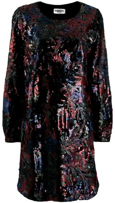 Essentiel Antwerp Sequinned Mini Dress