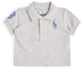 Ralph Lauren Kids Classic Numbered Polo Shirt