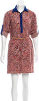 Sachin + Babi Belted Mini ShirtDress