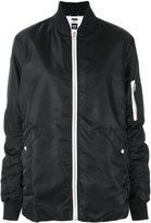 Hope oversized bomber jacket - women - Cotton/Polyamide - 34