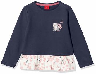 S'Oliver Junior Sweatshirt Sweatshirt Langarm Baby Girls