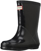 Hunter First Gloss (Tod/Yth) - Black-10 Toddler
