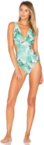 Lenny Niemeyer Deep V One Piece