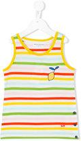 Rykiel Enfant - striped tank top - kids - Cotton/Modal - 6 yrs