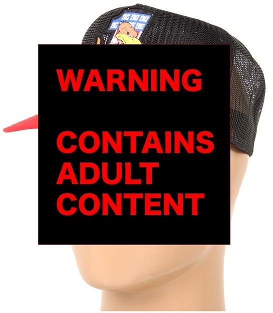 DC Hidden Hat