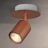 John Lewis Mode GU10 LED Spotlight, Copper