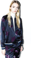 3.1 Phillip Lim Exclusive: Ginkgo-Embroidered Bomber