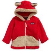 Patagonia Infant Furry Friends Fleece Hoodie