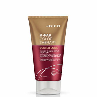 Joico K-Pak Colour Therapy Luster Lock Instant Shine and Repair Treatment 140ml