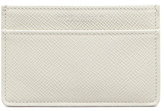 Globe-trotter Jet name card holder Ivory