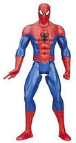 Marvel Ultimate Spider-Man Web Warriors Titan Hero Word-Slinging Spider-Man