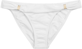 Vix Paula Hermanny Bia white bikini briefs